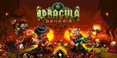 Trainer on I, Dracula Genesis
