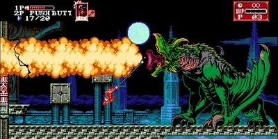 Bloodstained - Curse of the Moon 2 Trainer [+9]
