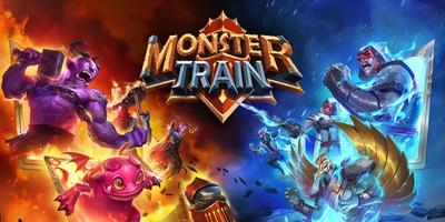 Trainer on Monster Train