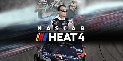 Trainer on NASCAR Heat 5