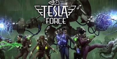 Trainer on Tesla Force United Scientists Army