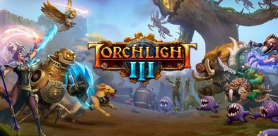 Trainer on Torchlight 3