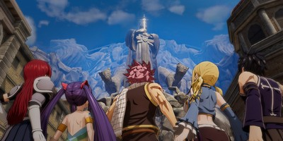 Fairy Tail Trainer [+36]