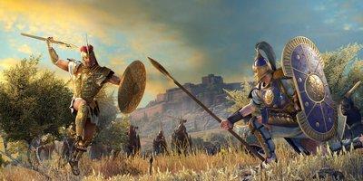 Total War Saga - Troy Trainer [+40]