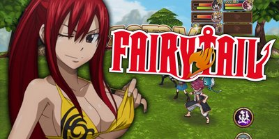 Trainer on Fairy Tail