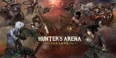 Trainer on Hunters Arena - Legends
