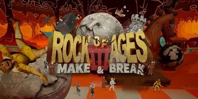 Trainer on Rock of Ages 3 - Make Break
