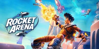 Trainer on Rocket Arena
