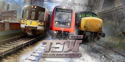 Trainer on Train Sim World 2