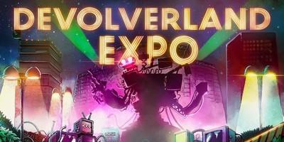 Trainer on Devolverland Expo