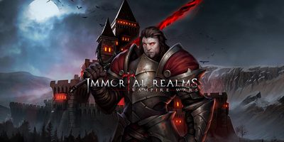 Trainer on Immortal Realms - Vampire Wars