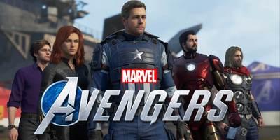 Trainer on Marvels Avengers
