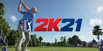 Trainer on PGA Tour 2K21