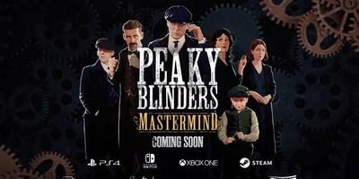Trainer on Peaky Blinders Mastermind
