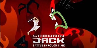 Trainer on Samurai Jack - Battle Through Time