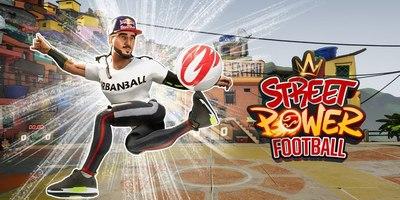 Trainer on Street Power Football