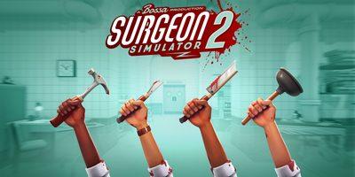 Trainer on Surgeon Simulator 2