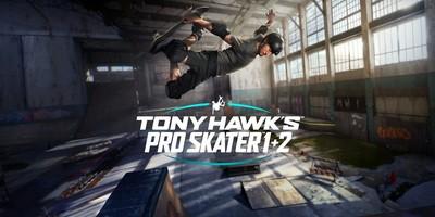 Trainer on Tony Hawks Pro Skater