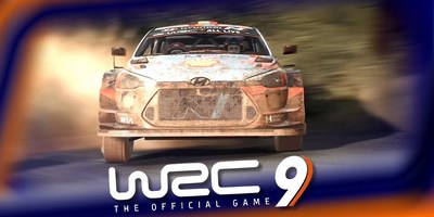 Trainer on WRC 9