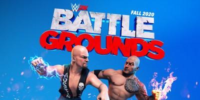 Trainer on WWE 2K Battlegrounds