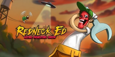 Trainer on Redneck Ed - Astro Monsters Show