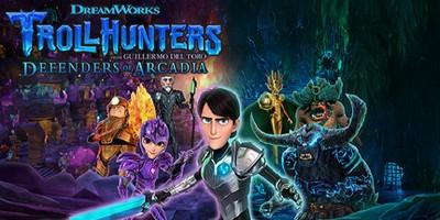 Trainer on Trollhunters Defenders of Arcadia