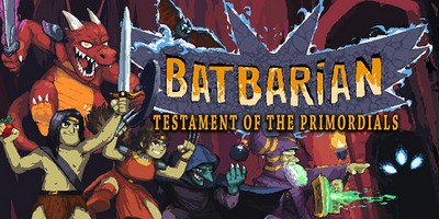 Trainer on Batbarian - Testament of the Primordials