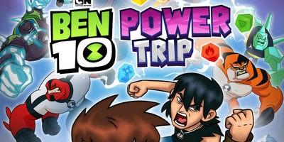 Trainer on Ben 10 - Power Trip