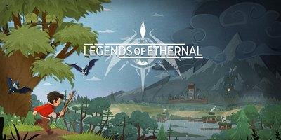 Trainer on Legends of Ethernal