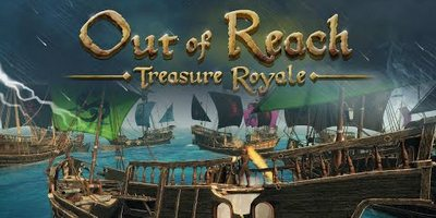 Trainer on Out of Reach Treasure Royale