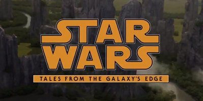 Trainer on Star Wars Tales From The Galaxys Edge