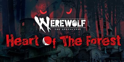 Trainer on Werewolf - The Apocalypse - Heart of the Forest