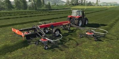 Farming Simulator 19 - Alpine Farming Trainer [+39]