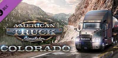 Trainer on American Truck Simulator - Colorado