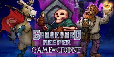 Trainer on Graveyard Keeper - Game Of Crone