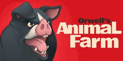 Trainer on Orwells Animal Farm