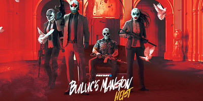 Trainer on Payday 2 - Bulucs Mansion Heist