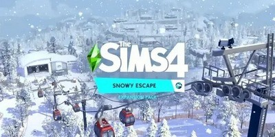 Trainer on The Sims 4 - Snowy Escape