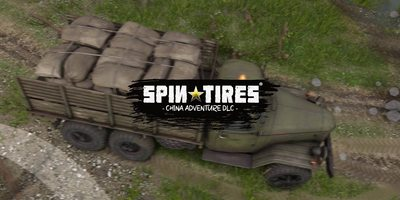 Trainer on Spintires China Adventure