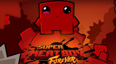 Trainer on Super Meat Boy Forever