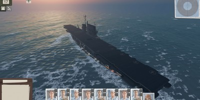 Aircraft Carrier Survival Trainer [+36]