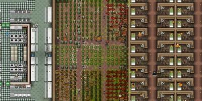 Prison Architect - Going Green Trainer [+57]