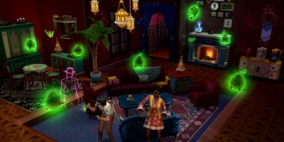 The Sims 4 - Paranormal Trainer [+257]