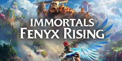 Trainer on Immortals - Fenyx Rising - A New God