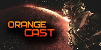 Trainer on Orange Cast