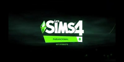 Trainer on The Sims 4 Paranormal