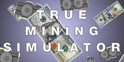 Trainer on True Mining Simulator