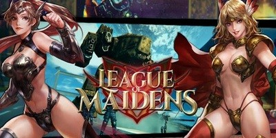 Trainer on League of Maidens