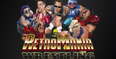 Trainer on RetroMania Wrestling