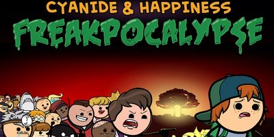 Trainer on Cyanide and Happiness - Freakpocalypse